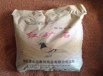 诺必赢大包装红矿石(25kg)仅售100元,送牛至红土粉,超实惠。