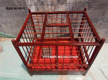 鸽子笼北京传统手工鸽子笼鸽子挎